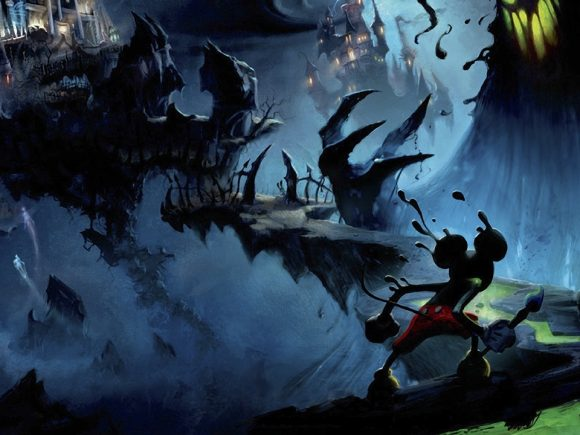 Epic Mickey: Building a Better Mouse - 2010-07-01 06:19:00