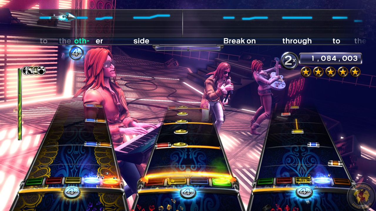Rock Band 3: The Next Step in Music Games 7