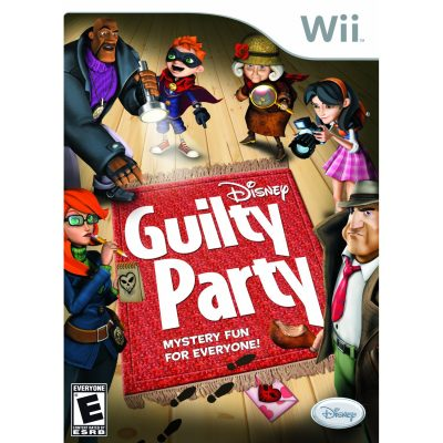 Guilty Party (Wii) Review