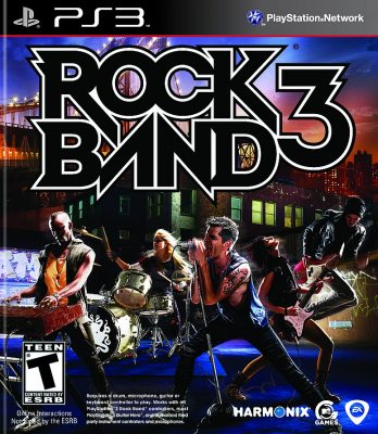 Rock Band 3 (PS3) Review