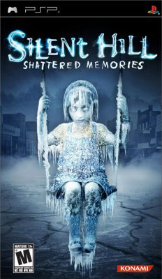 Silent Hill: Shattered Memories (PSP) Review 4