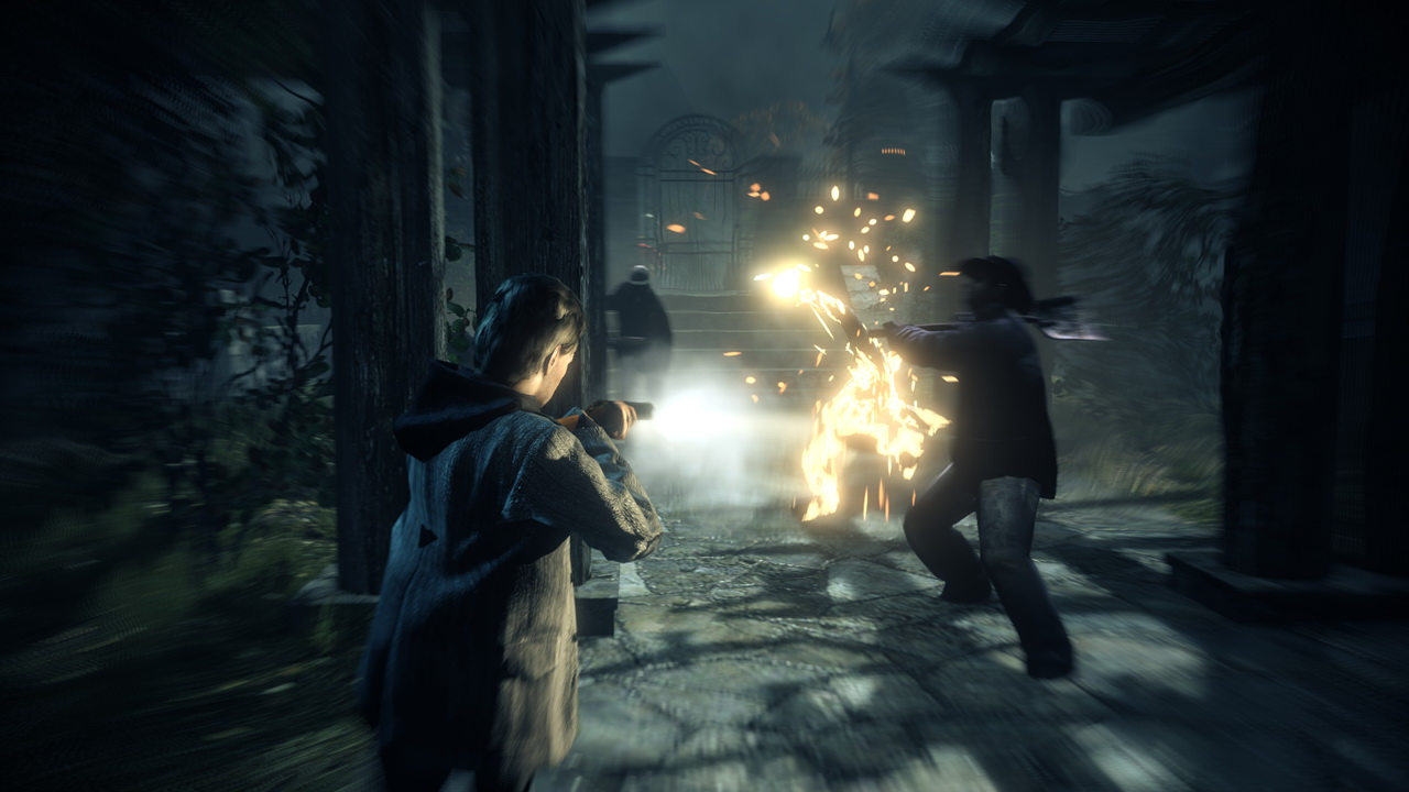 Alan Wake (XBOX 360) Review 3