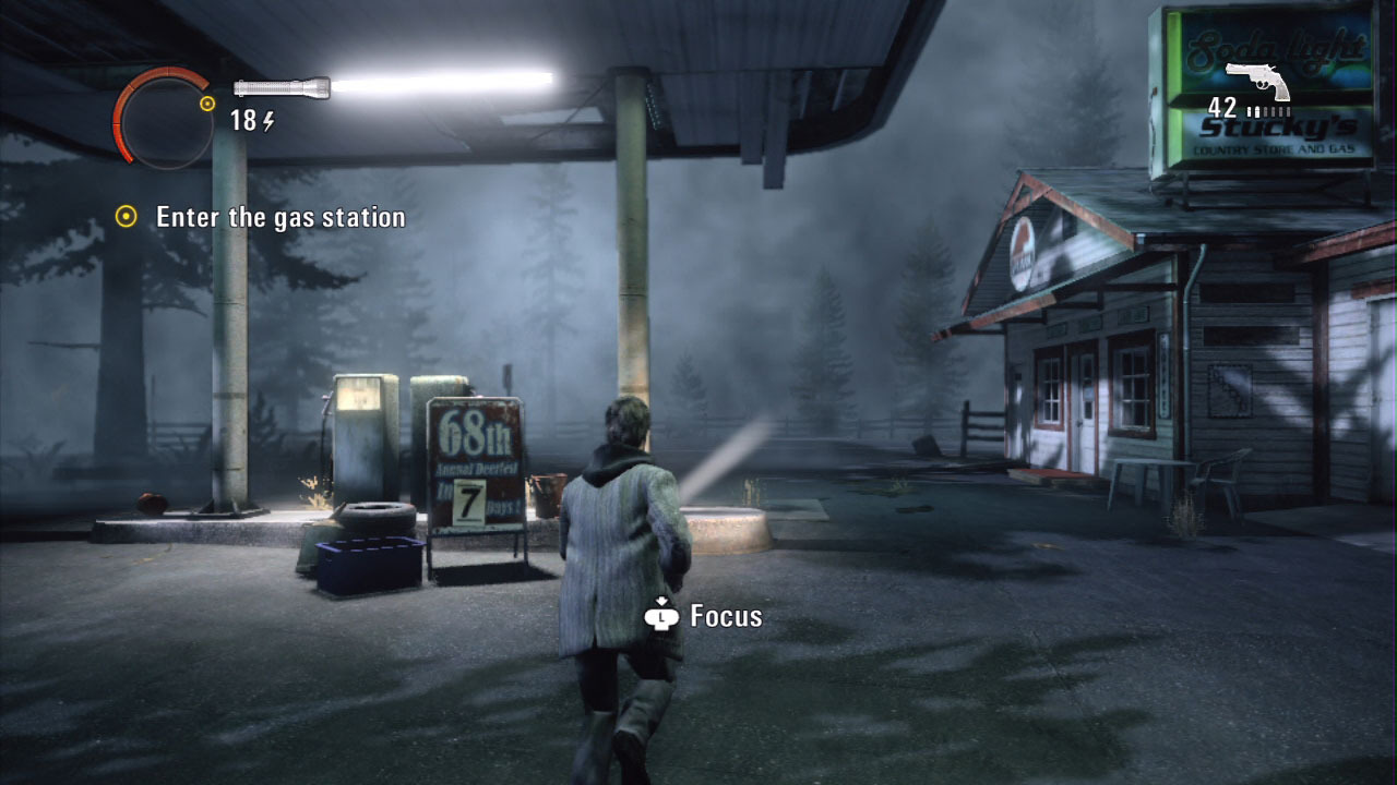 Alan Wake (XBOX 360) Review 2