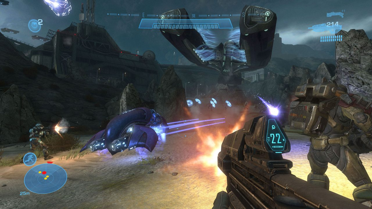 Halo: Reach (XBOX 360) Review 2
