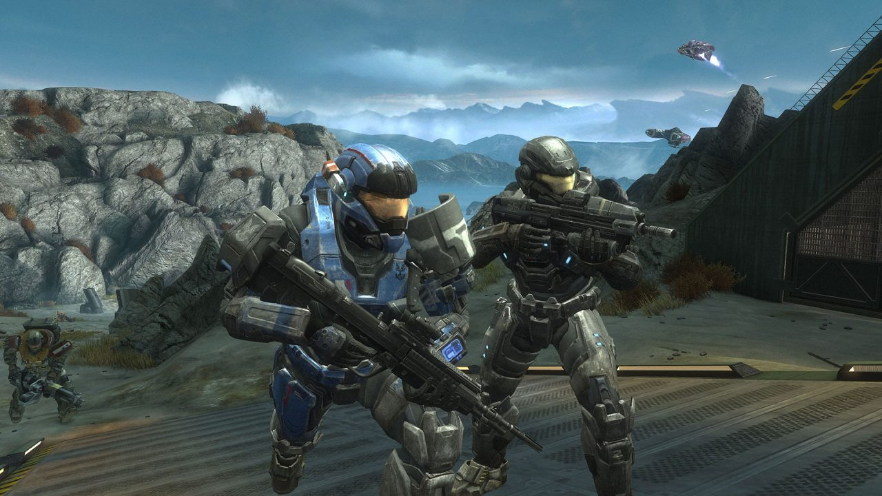 Halo: Reach (XBOX 360) Review 4