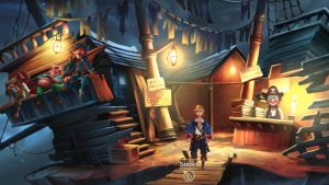 Monkey Island 2 Special Edition: LeChuck's Revenge (XBOX 360) Review 2