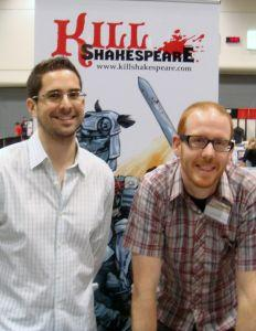 Kill Bill Shakespeare: An Interview with Conor McCreery and Anthony Del Col