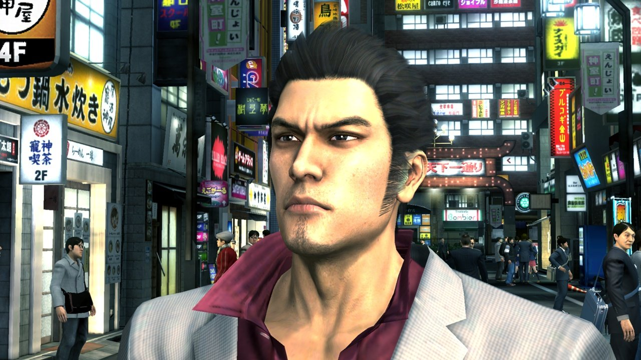Yakuza 3 (PS3) Review 1