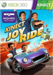 Kinect Joy Ride (XBOX 360) Review