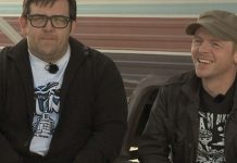 Interview with Simon Pegg and Nick Frost - 2011-03-18 19:53:36