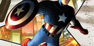 Steve Rogers returns as Captain America in July - 2011-04-04 15:22:26