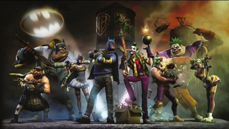 Batman goes multiplayer (kind of) with Gotham City Impostors