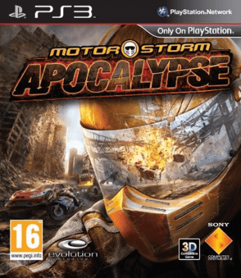 MotorStorm: Apocalypse (PS3) Review