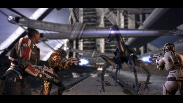 "EA wants Mass Effect 3 to reach a ""larger market"" - 2011-05-06 18:30:02"