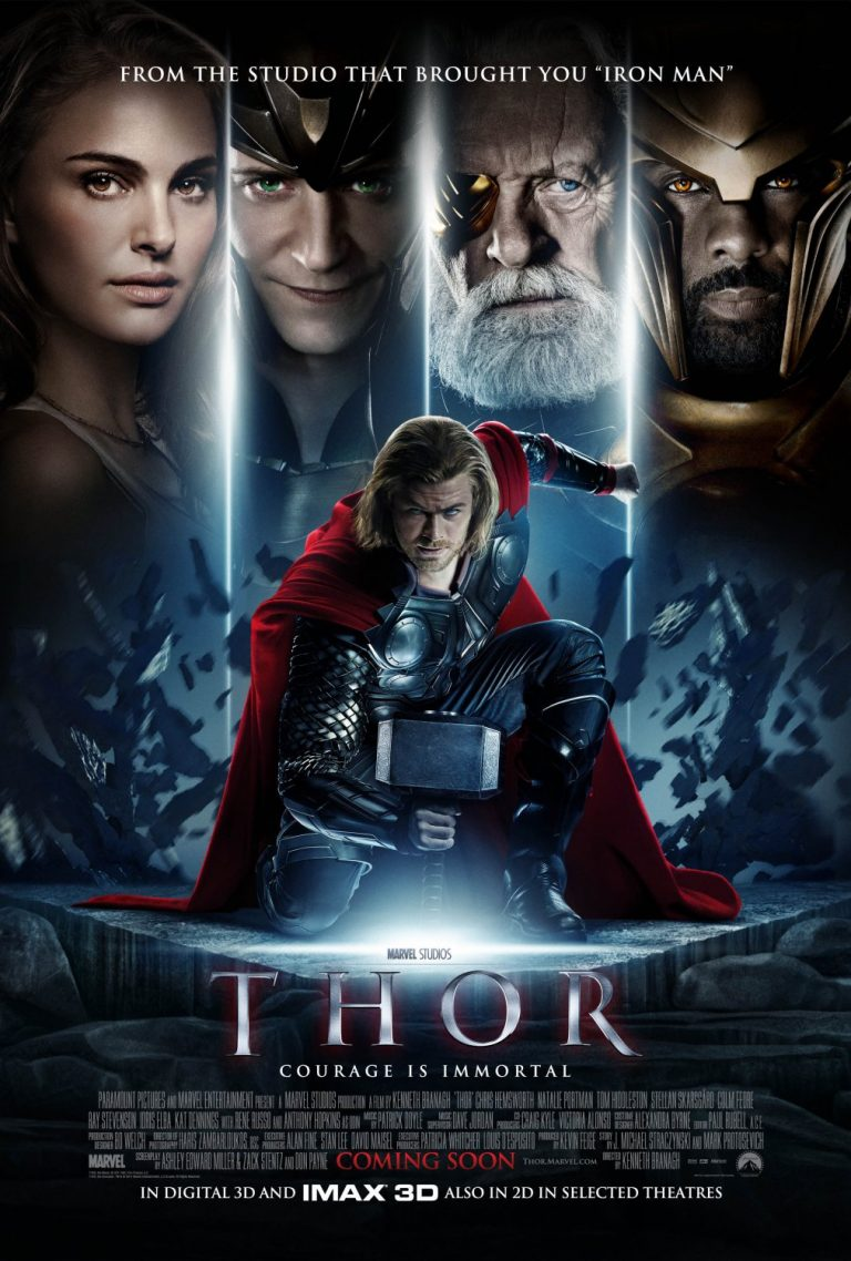 Thor (Movie) Review 2