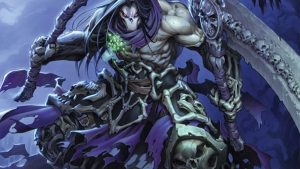 Death comes to town in the new Darksiders 2 trailer