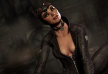Catwoman is Arkham City's other playable character - 2011-06-01 21:11:19