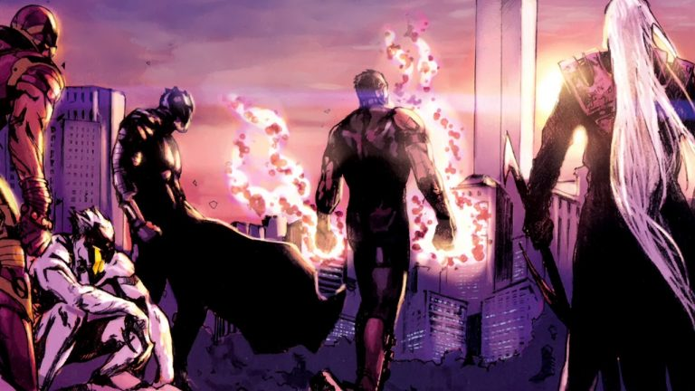 New Avengers Annual #1 Review