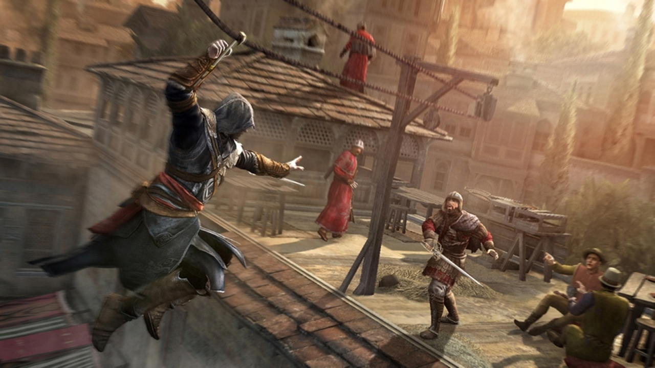 Assassin's Creed: Revelations Interview