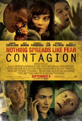 Contagion (Movie) Review