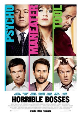 Horrible Bosses (Movie) Review