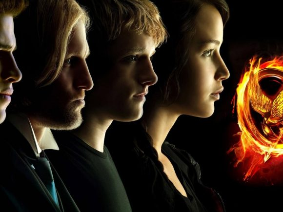 The Hunger Games (Movie) Review 1