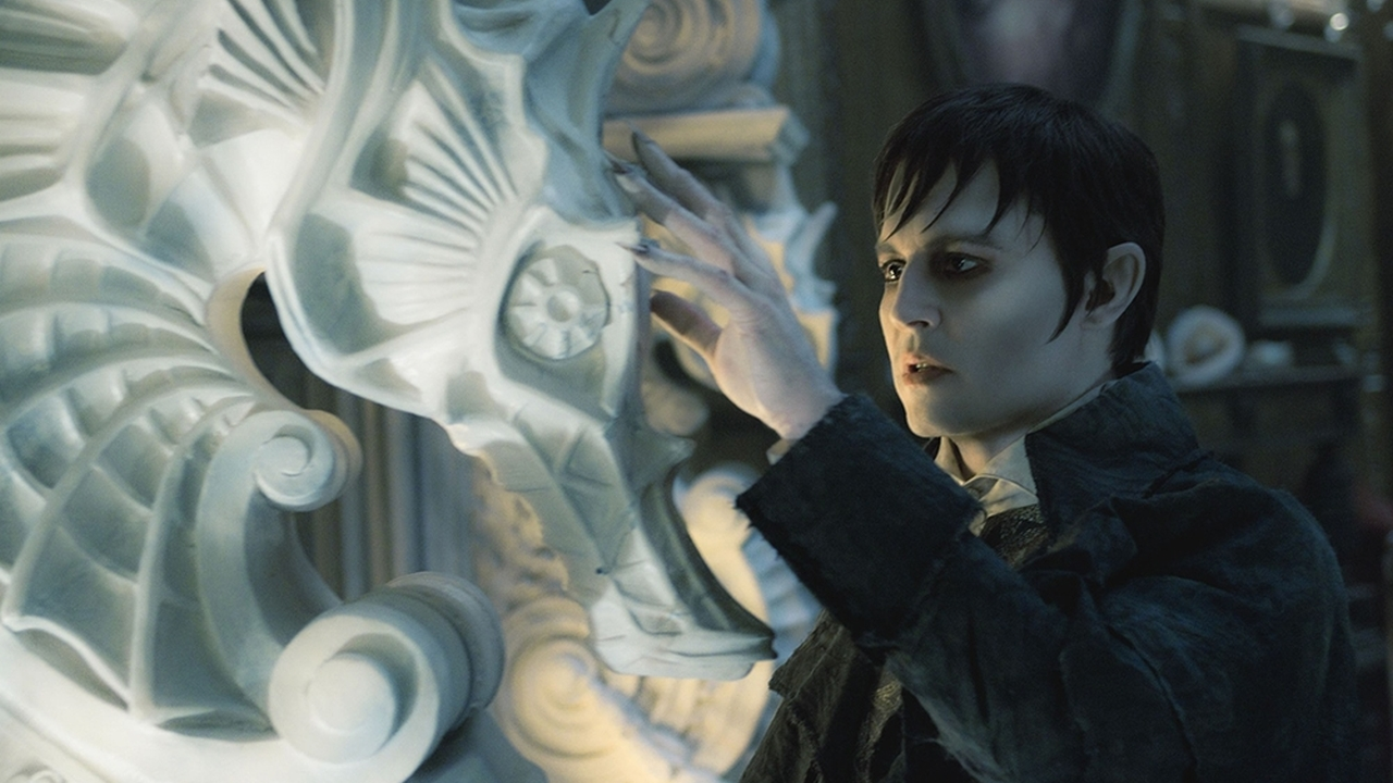 Dark Shadows (Movie) Review 1