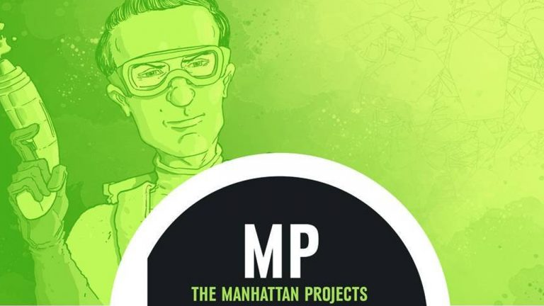 The Manhattan Projects #4 Review