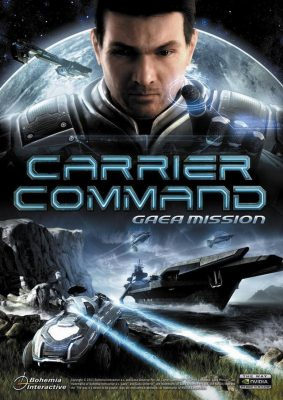 Carrier Command: Gaea Mission (Xbox 360) Review