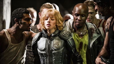DREDD Movie Photos 2(1) - Dredd 3D (Movie) Review