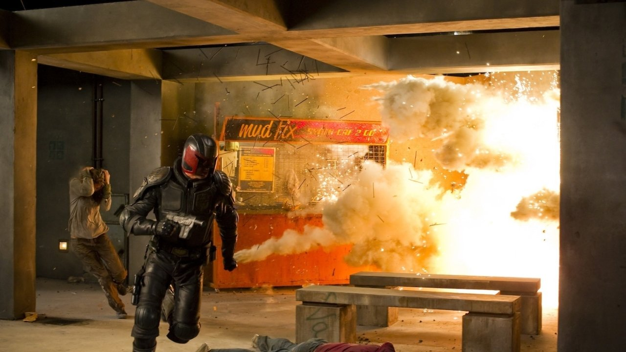 Dredd 3D (Movie) Review 2