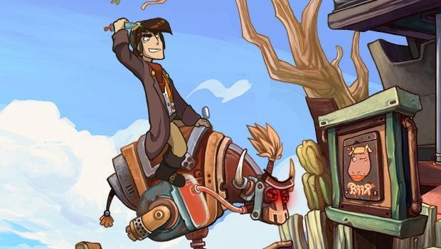 d2 - Deponia (PC) Review