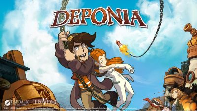 Deponia (PC) Review