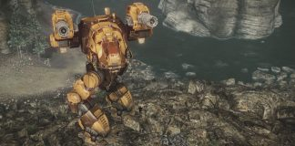 MechWarrior Online Finally Getting an Open Beta - 2012-10-30 14:38:40