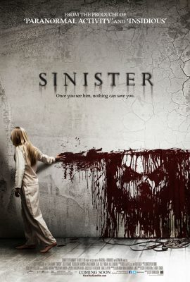 Sinister (Movie) Review