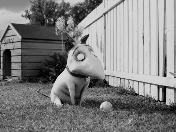 Frankenweenie (Movie) Review 1