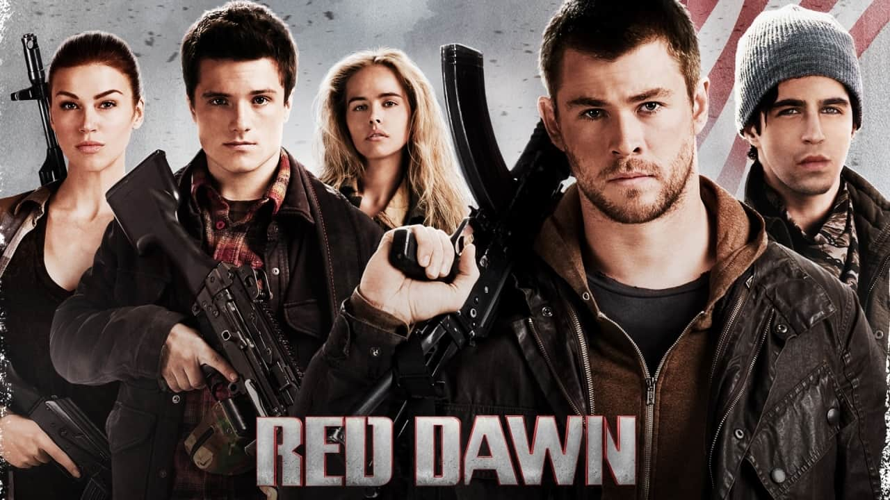 Red Dawn (Movie) Review 2