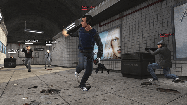 Max Payne 3 Gets New DLC