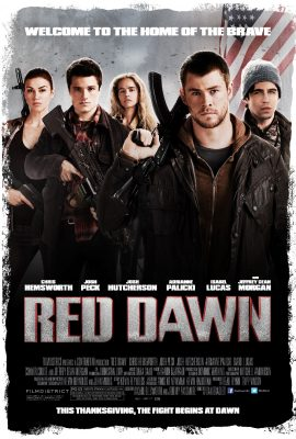Red Dawn (Movie) Review