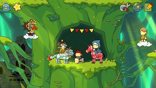 Scribblenauts Unlimited Review
