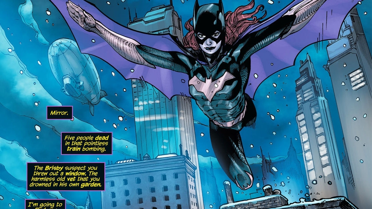 How Gail Simone brought Barbara Gordon back - 2013-01-30 15:45:05