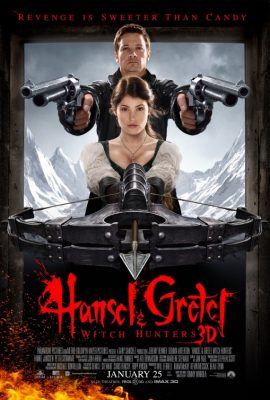 Hansel & Gretel: Witch Hunters (Movie) Review