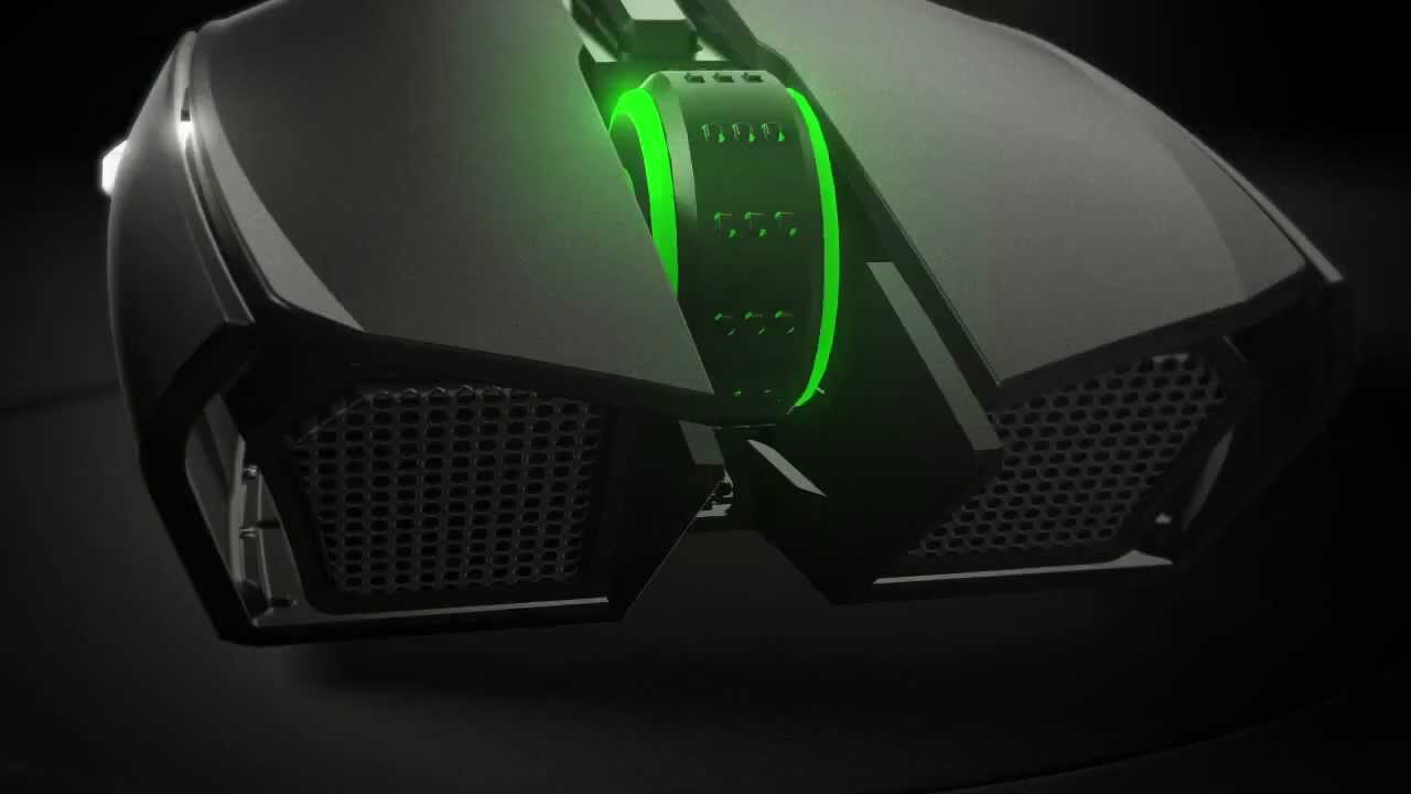Razer Ouroboros Gaming Mouse Review 1