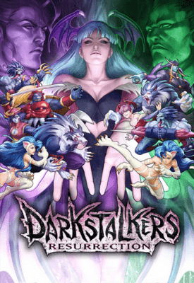 Darkstalkers Resurrection (Xbox 360) Review