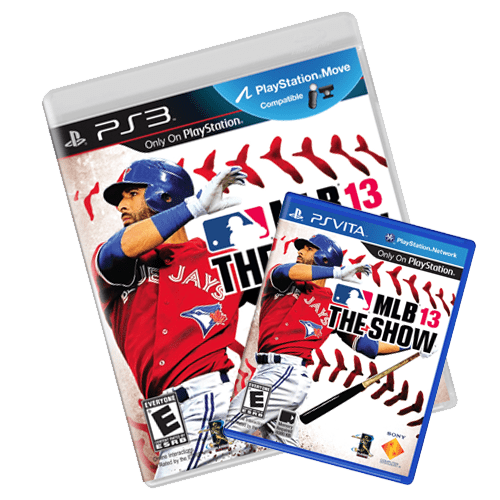 MLB 13: The Show Giveaway!
