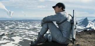 Oblivion (Movie) Review 2