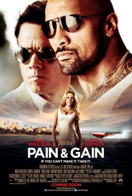 Pain and Gain (Movie) Review
