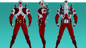 Captain Canuck Web Series Gets Funded - 2013-05-28 13:38:13