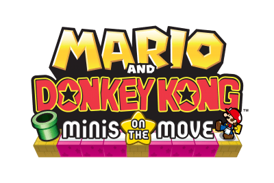 Mario And Donkey Kong: Minis On The Move (3DS) Review