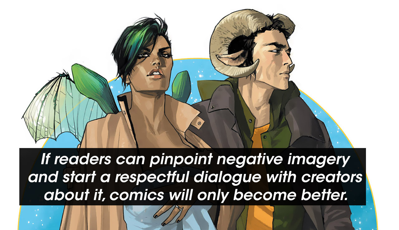 Gender Through Comics: A practical guide